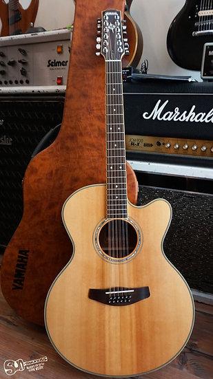 Yamaha CPX700-12, Guitar