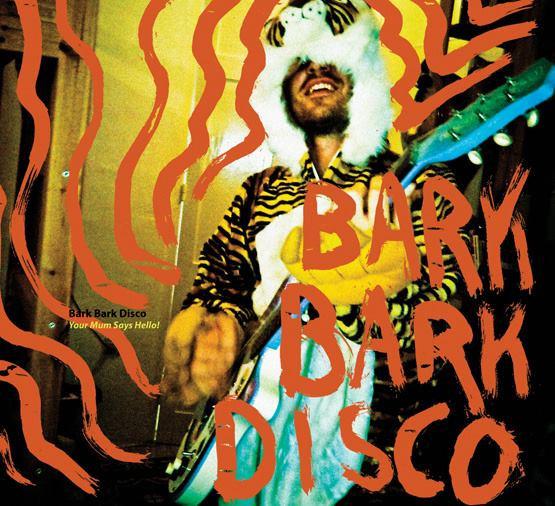 Bark Bark Disco, Album Cover