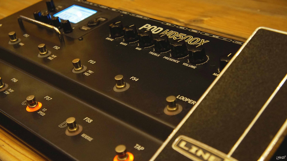 line 6 pedals online