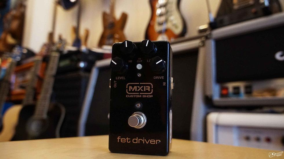 MXR Fet Driver | Custom Joe Bonamassa