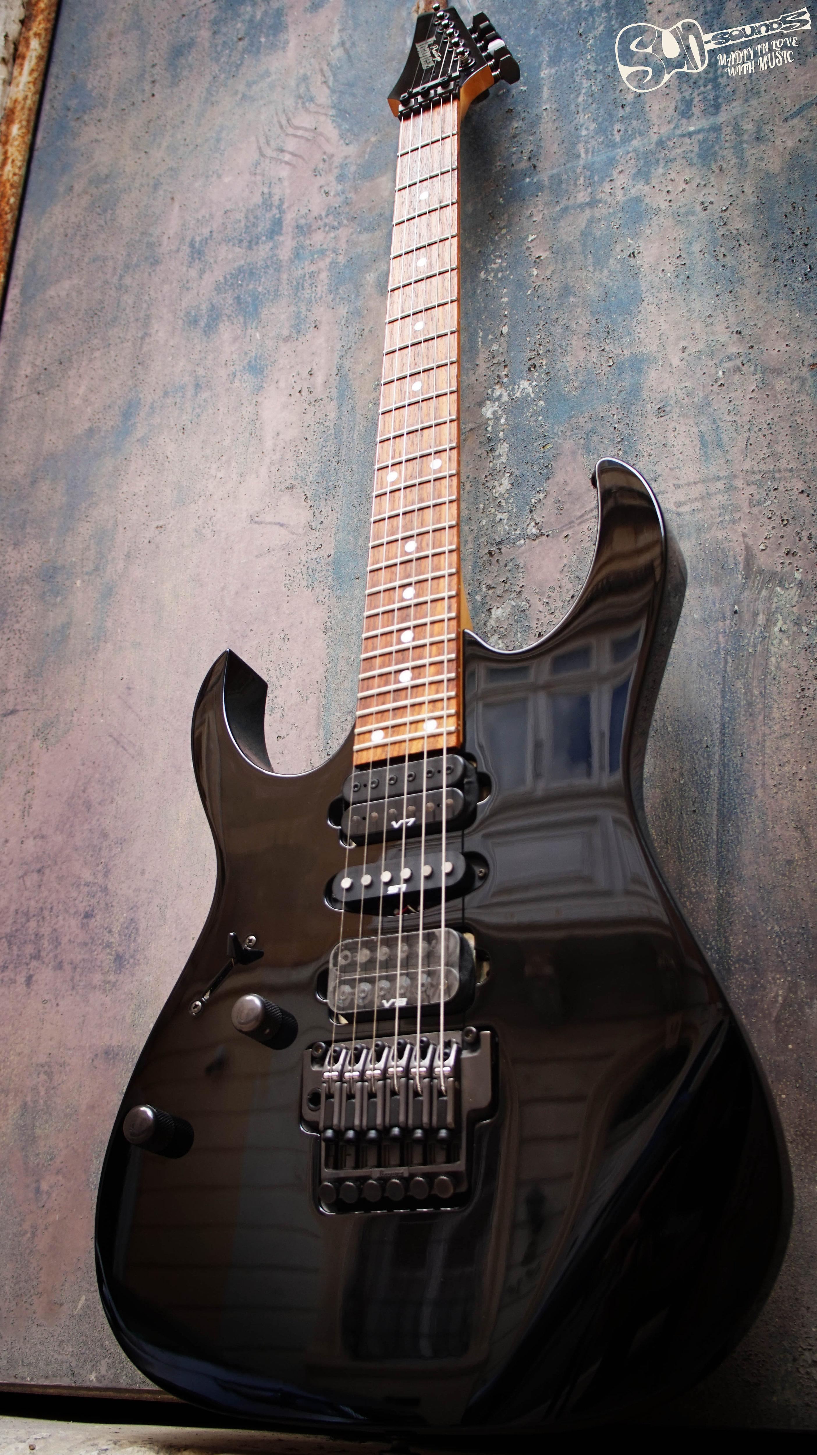 Ibanez RG1570 Prestige | Left handed Guitar