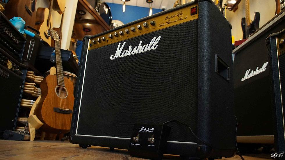 Marshall Fifty Split Channel Reverb 50w | 5212