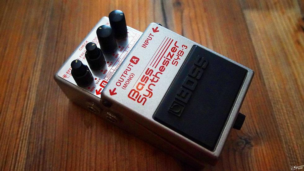 Boss SYB-5 Bass Synthesizer malta