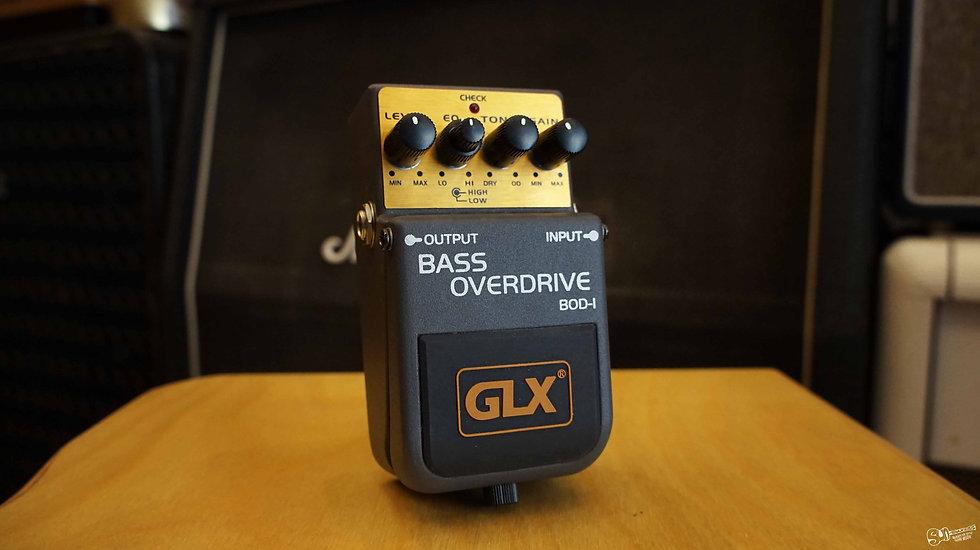 GLX Bass Overdrive