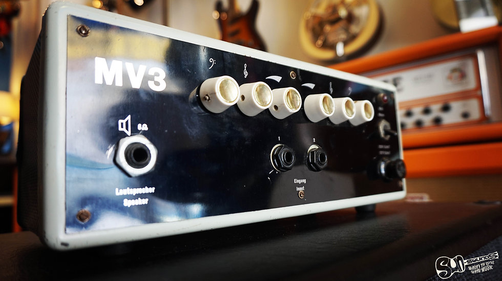 Vermona MV-3 AMP