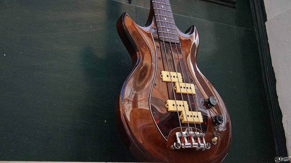 Westbury Track IV Vintage Bass | Late 70's malta