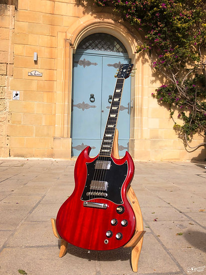 used gibson guitar malta