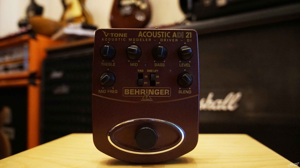 Behringer ACOUSTIC ADI21