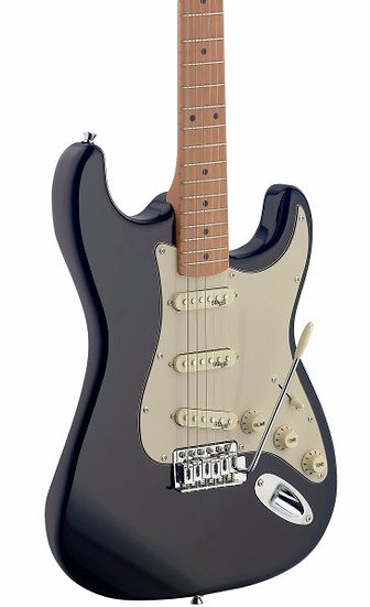 Stagg Electric Guitar SET-CST-BK