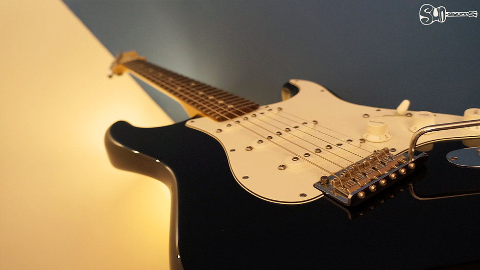 Fender Stratocaster American Standard, Guitar, Electric Guitar
