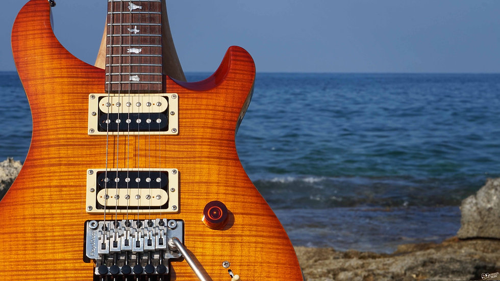 prs guitars malta