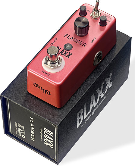 Flanger Pedal for Electric Guitar
