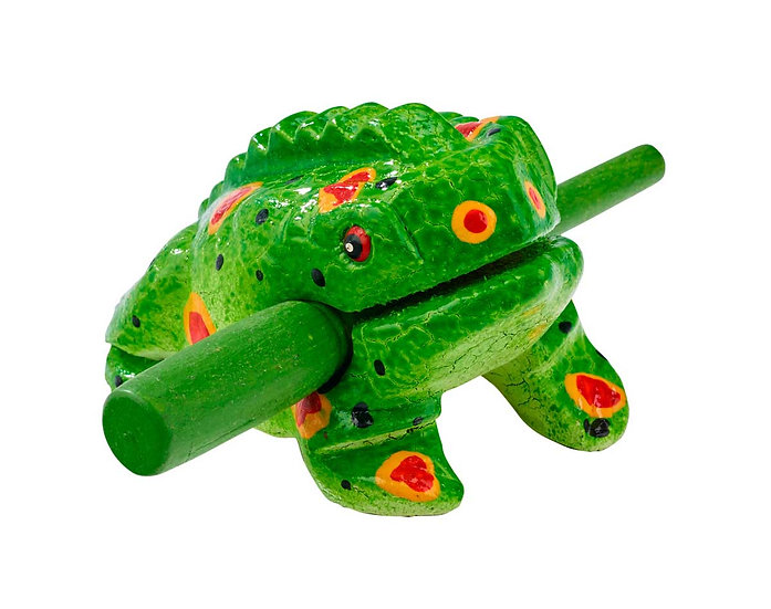 AfroTon Froggy | Green