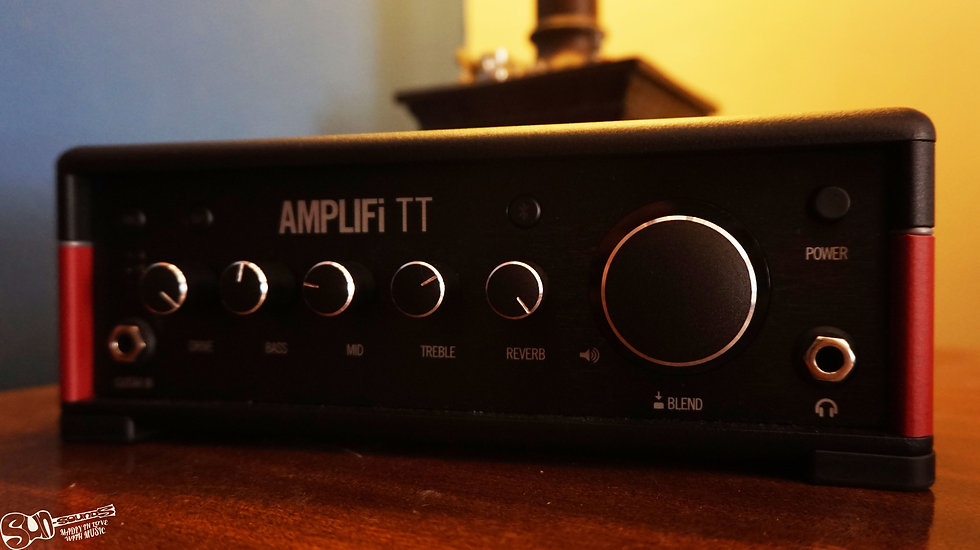 Line 6 AMPLIFi TT, Tabtletop