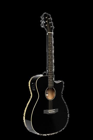 black guitar for sale malta