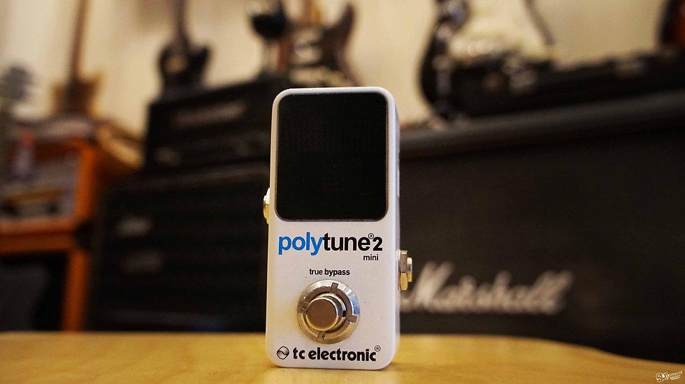 tc electronic | POLYTUNE 2 MINI