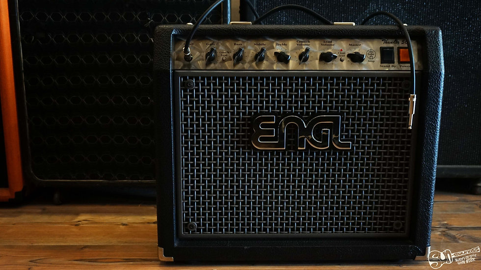 ENGL Thunder 50 E320 Combo, Amp, Amplifier, Guitar Amp, ENGL AMP, ENGL Thunder, ENGL Amplifier, Amplifiers malta
