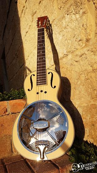 Aiersi Parlour Resonator, Guitar