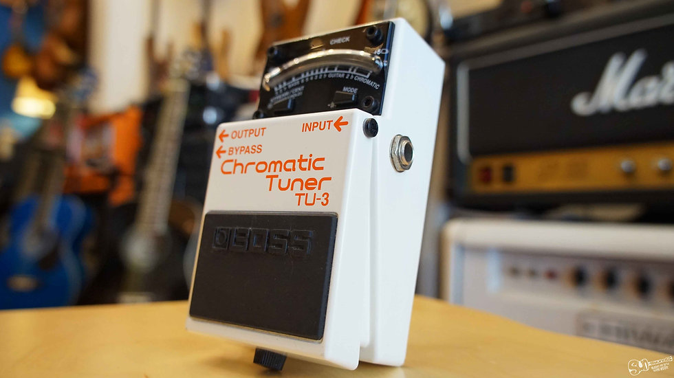 BOSS Chromatic Tuner | TU-3