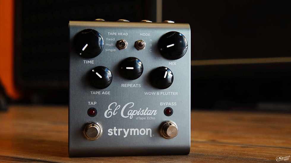 strymon pedals online used