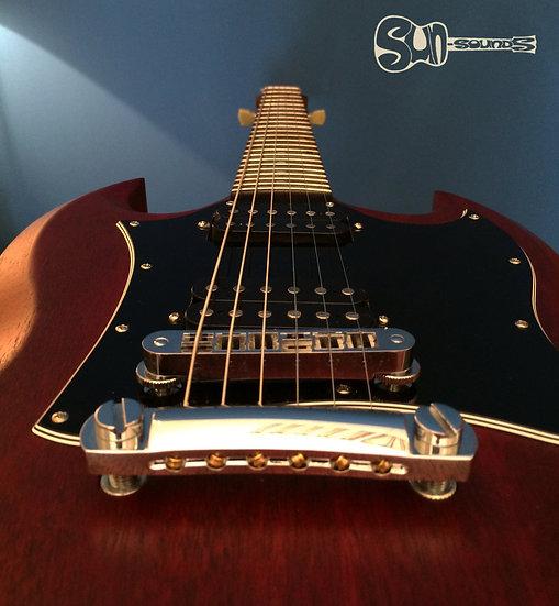 Gibson SG Standard, Guitar