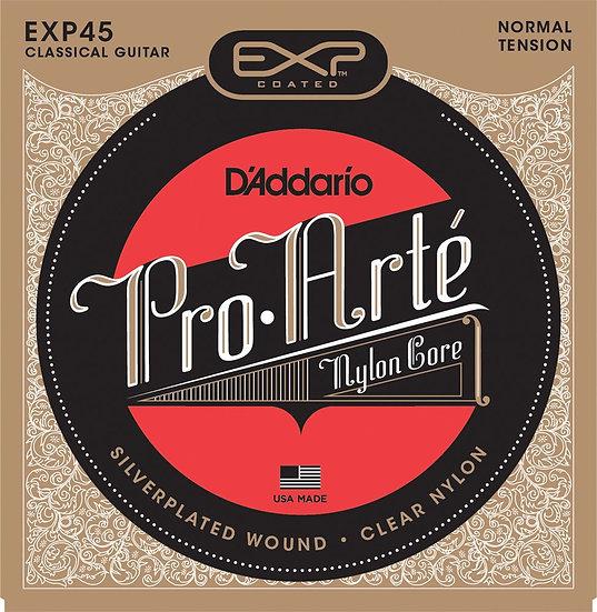 Strings | D'addario Classical EXP45