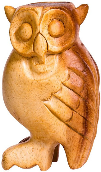 Owl flute Afro ton instrument