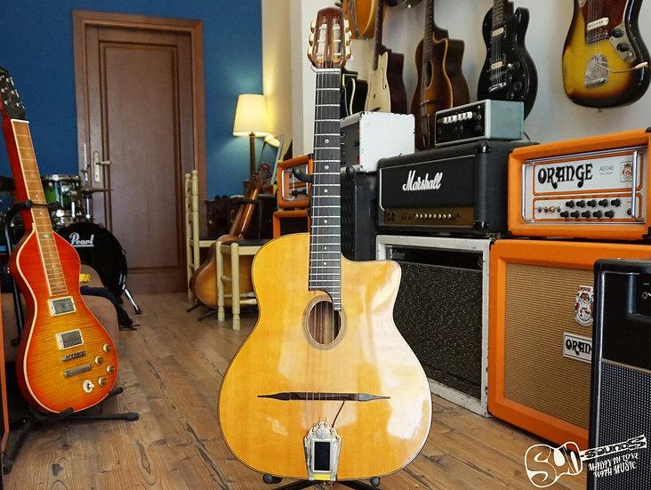 CSL MAC2S Gypsy Jazz Guitar | 1970s, Guitar, Jazz Guitar, Gypsy Jazz Guitar