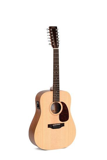 DM12E, Sigma Guitars, Sigma Malta, Sigma-Guitars, Sigma SE Series Guitar, Sun-Sounds