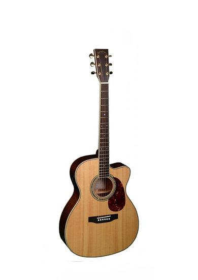 000MC-4E, Sigma Guitars, Sigma Malta, Sigma-Guitars, Sigma 4 series, Sun-Sounds