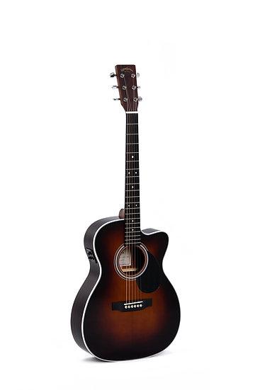 OMTC-2ST-SB+, Sigma Guitars, Sigma Malta, Sigma-Guitars, Sigma 1 series, Sun-Sounds