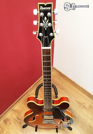 Ibanez AS-80, Guitar