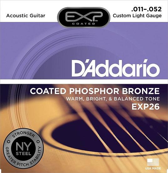 Strings | D'addario EXP26