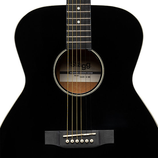 Acoustic Guitar | SA35 A-BK