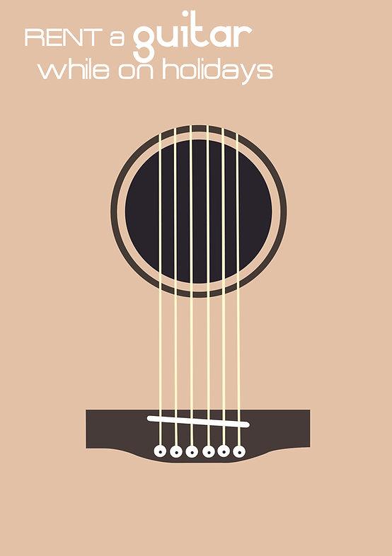 Guitar Rental Malta