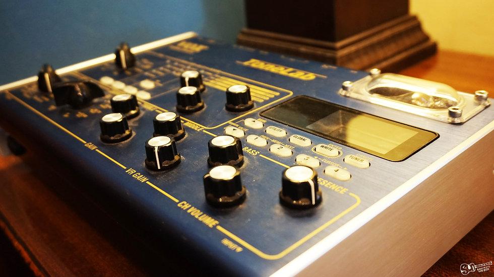 VOX ToneLab, Amp modeler