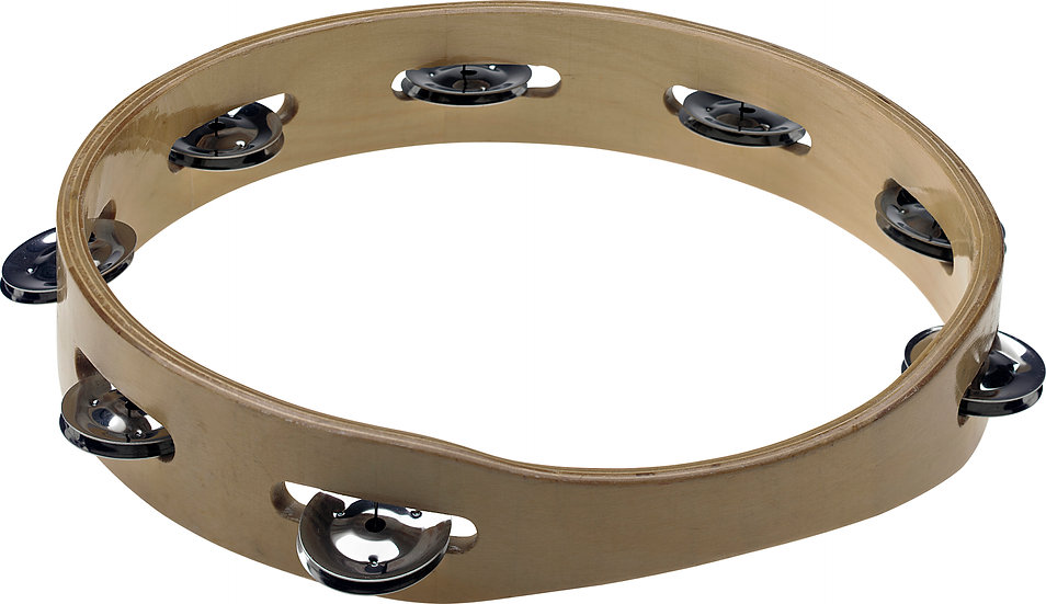 tambourine wooden malta