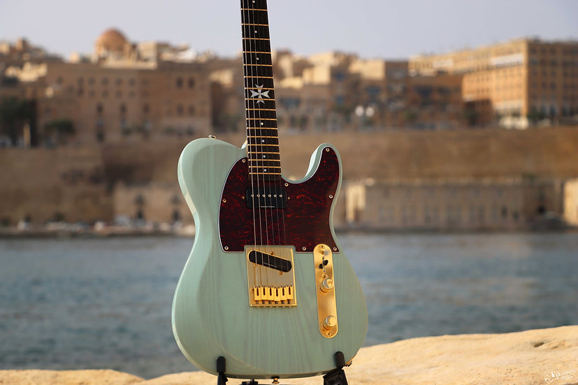 MC Guitars   The Maltese Cross   Made in Malta