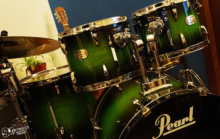 Pearl Session Custom - Maple shells, Drums, Drum Kit