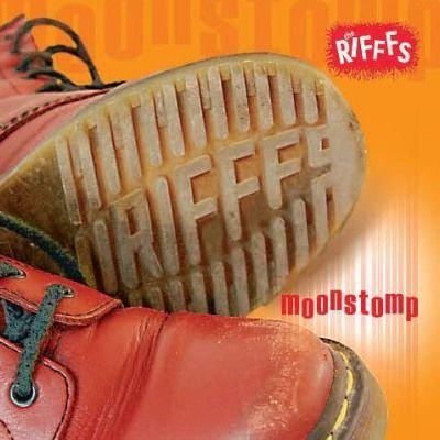The Rifffs - Moonstomp, Album Cover