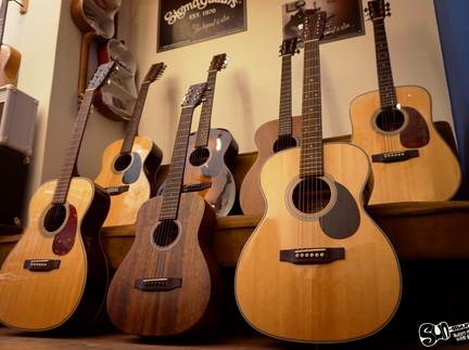Sigma-Guitars Acoustic Guitars in Malta
