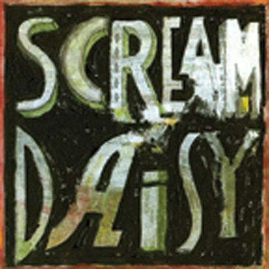 Scream Daisy - Scream Daisy, Album Cover