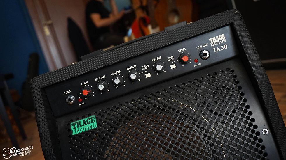 Trace Elliot TA 30, Amp, Amplifier, Trace Elliot Amp