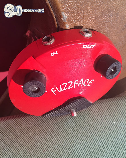 Fuzz Face® Distortion, Pedal, Guitar Pedal