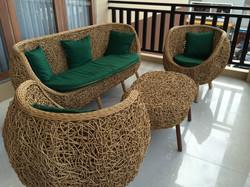 Executive Suite's Balcony