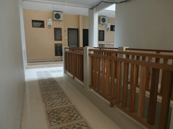 Hall to the Standard Room