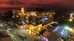 d'BILZ Hotel at Night