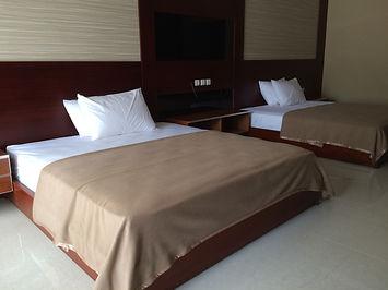 Bedroom d'BILZ Hotel