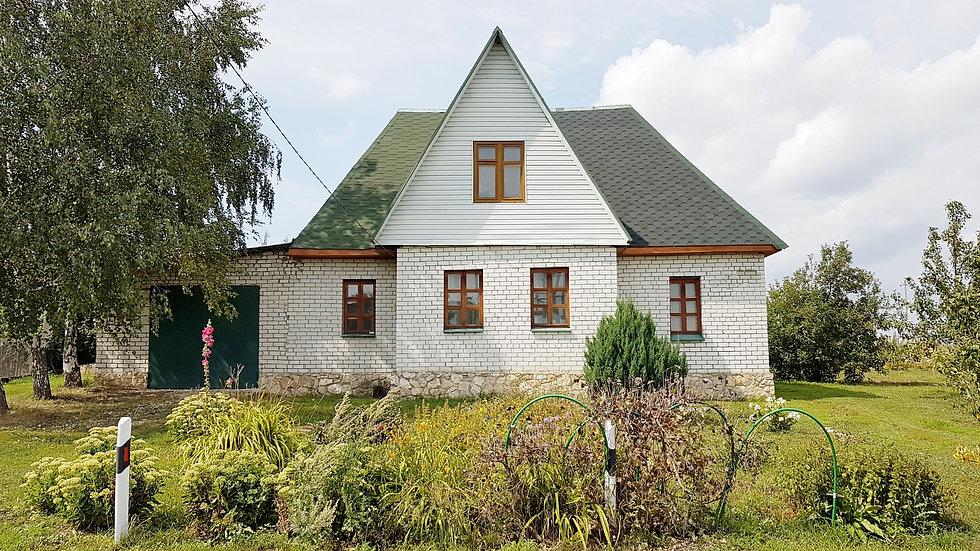 1 этажный дом с мансардой Рязанская область Пронский район дер. Бакланово