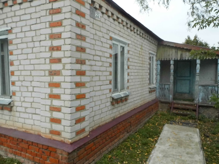 Дом Рыбное улица Клубная 22